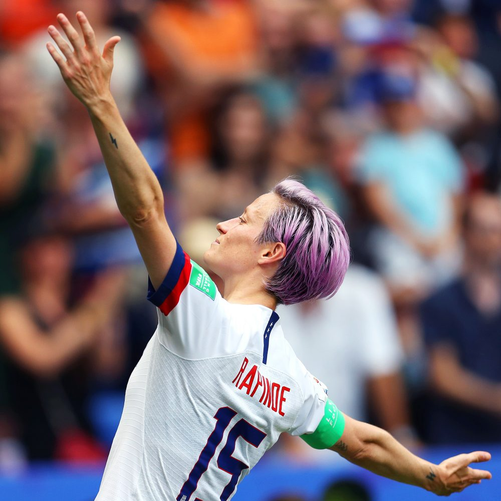 "Megan Rapinoe and Trump's Unsporting ""Own Goal"""