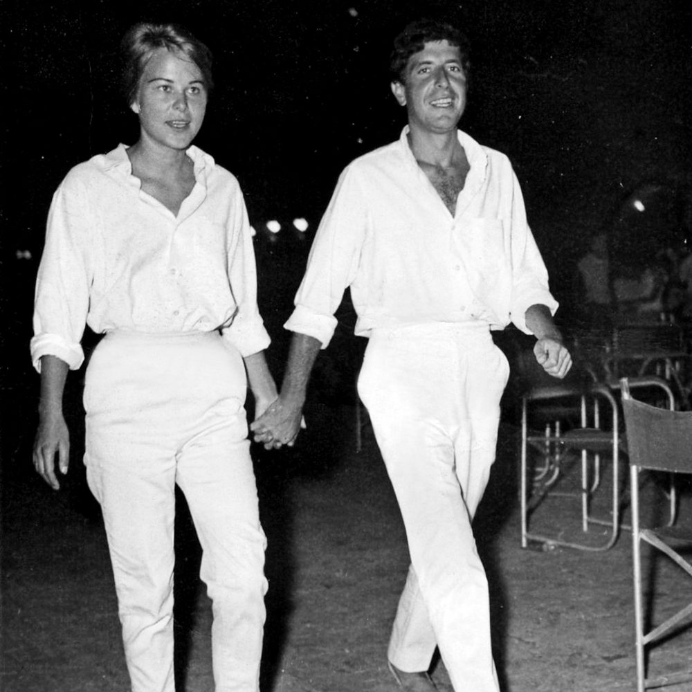 Marianne and Leonard Cohen: A Love Story, But Not For Today?