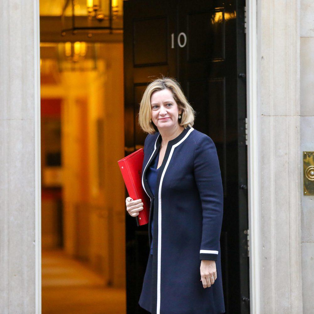 Why Shouldn't Amber Rudd Change Her Mind?