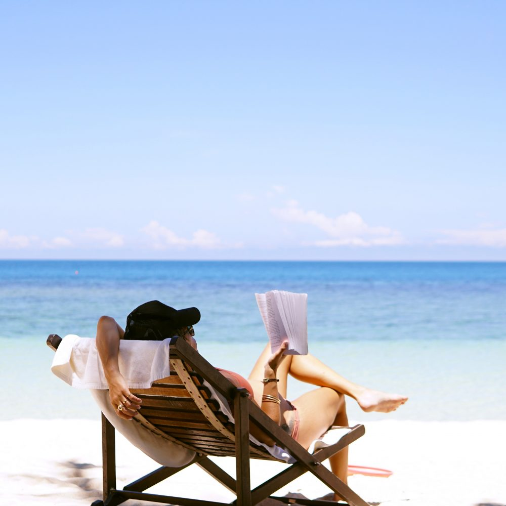 Beach Reads that Make You a Smarter Person