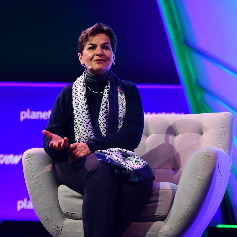 Christiana Figueres: The Woman Behind the Paris Climate Talks