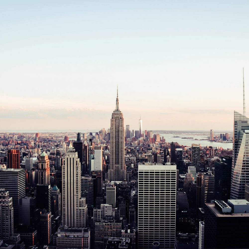 When You Grow up in New York, Where Do You Go Next?