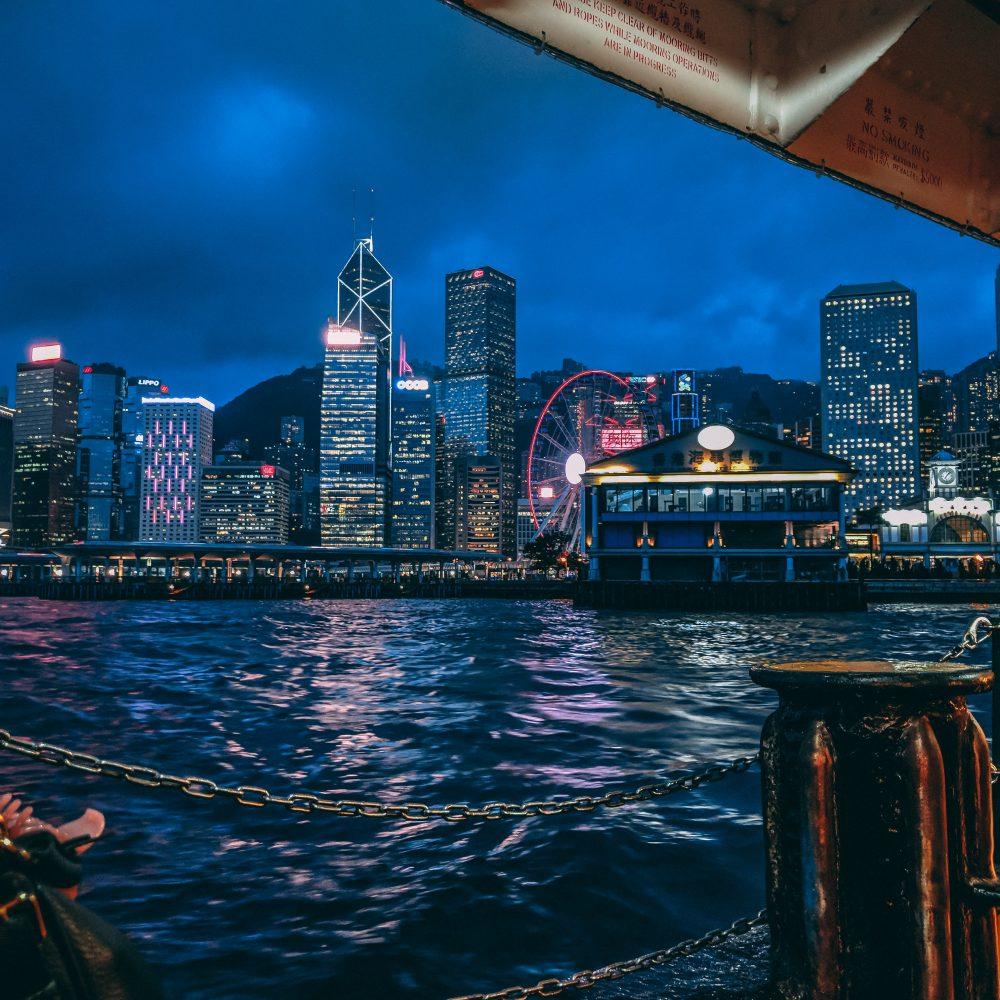 Dear Hong Kong, It's Not You, It's My Boss