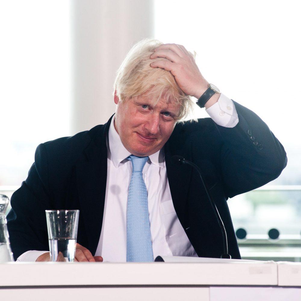 Won't Someone Consider Poor, Misquoted Boris?