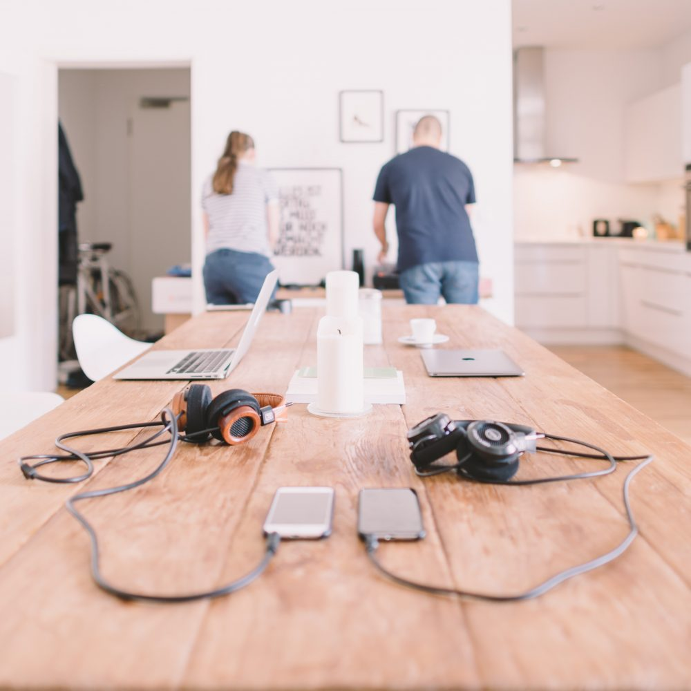 How to WFH Without Killing Your Partner